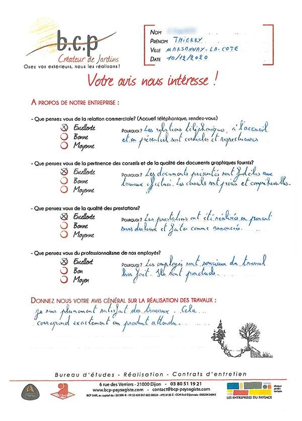 Avis 78, Marsannay-la-Côte, 21160 Décembre 2020