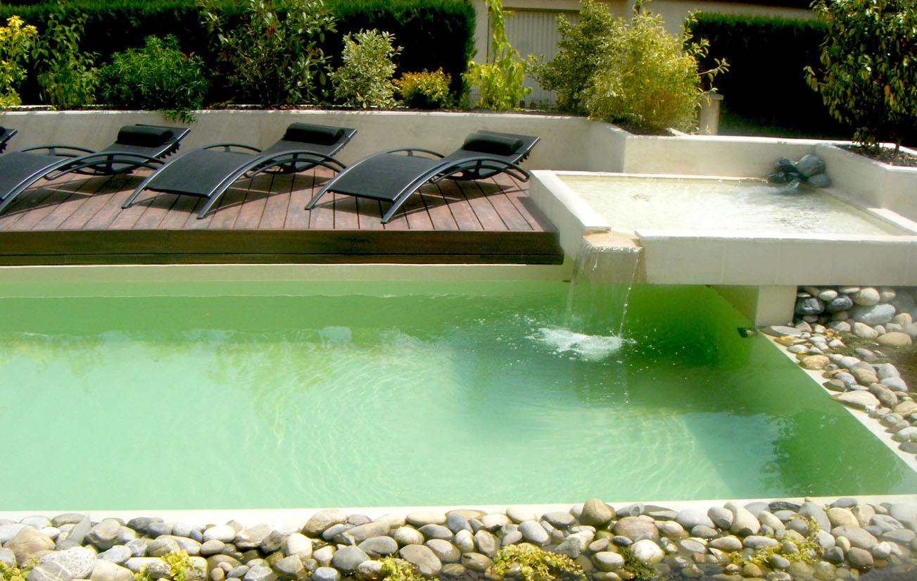 Bassin d 39 eau et piscine pour le baignade naturelle et for Piscine biologique