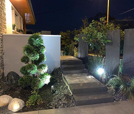 Jardin à Dijon 3