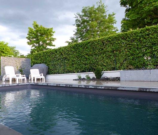 Jardin aménagement en Côte-d'Or 7