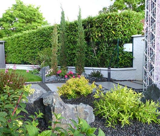 Jardin aménagement en Côte-d'Or 10