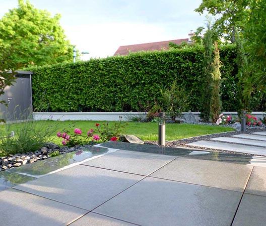 Jardin aménagement en Côte-d'Or 13