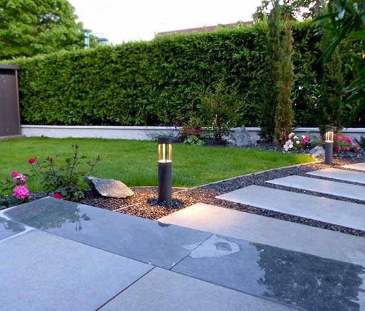 Jardin aménagement en Côte-d'Or 17