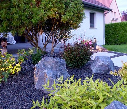 Jardin aménagement en Côte-d'Or 21