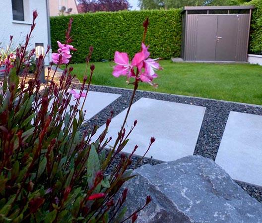 Jardin aménagement en Côte-d'Or 22