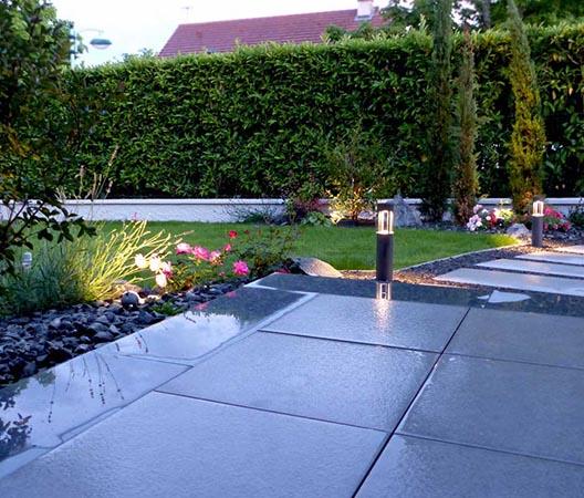 Jardin aménagement en Côte-d'Or 24