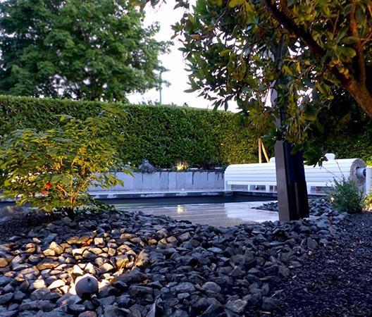 Jardin aménagement en Côte-d'Or 28