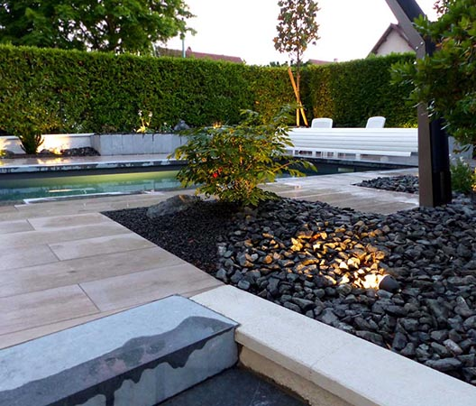 Jardin aménagement en Côte-d'Or 29