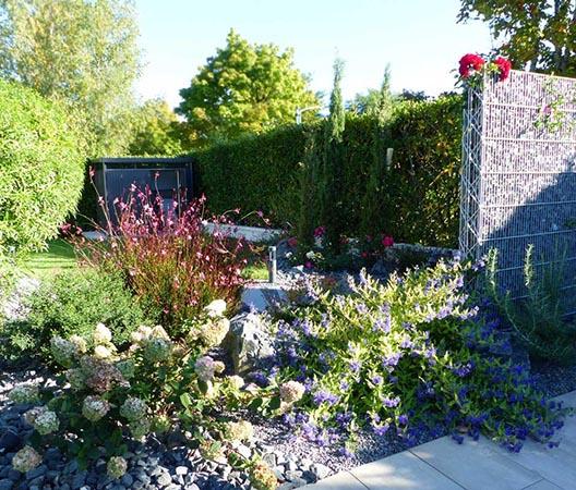 Jardin aménagement en Côte-d'Or 36
