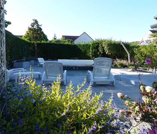 Jardin aménagement en Côte-d'Or 37