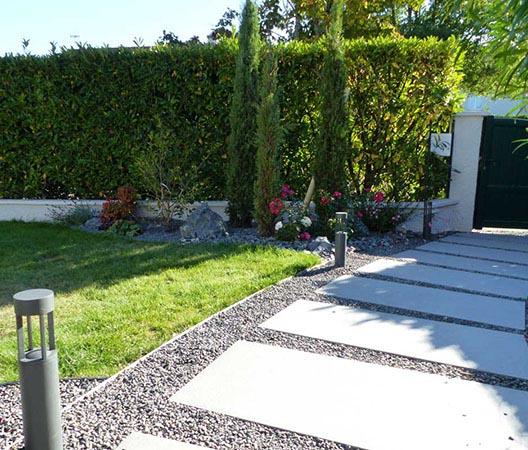 Jardin aménagement en Côte-d'Or 39