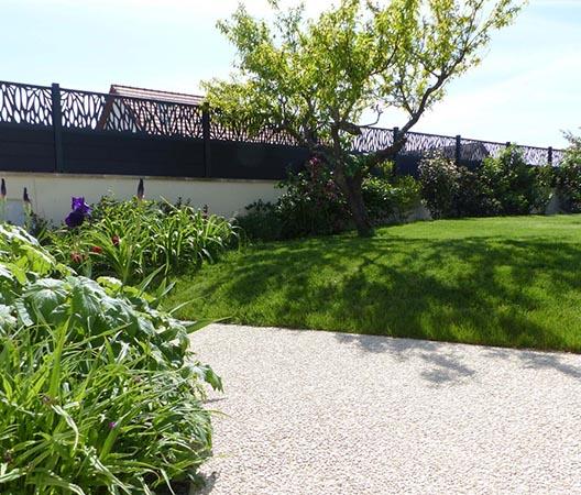 Création d'une piscine et aménagement des abords à Dijon  6