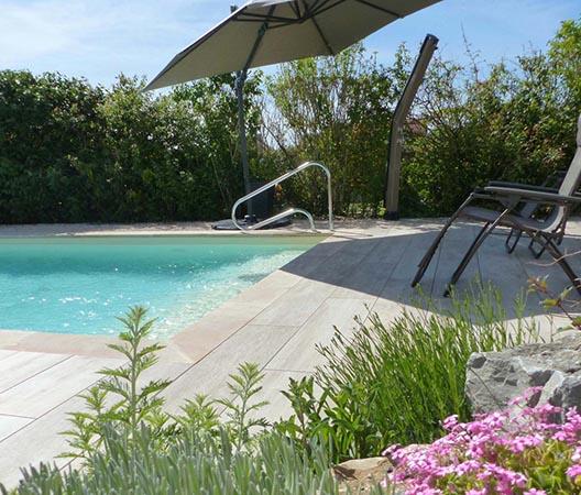 Création d'une piscine et aménagement des abords à Dijon  24