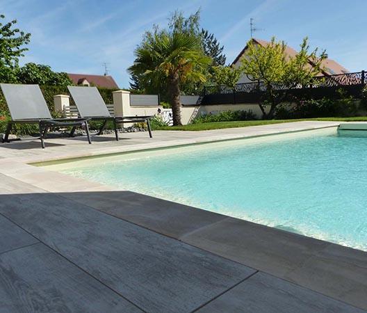 Création d'une piscine et aménagement des abords à Dijon  26