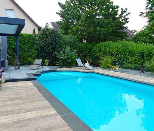 Rénovation d'une piscine 15