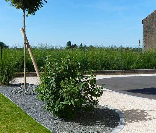 ménagement des extérieurs d'un jardin modern 18