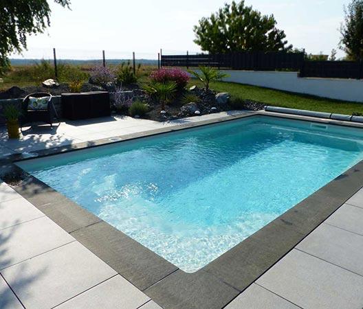 jardin et piscine contemporaine 5