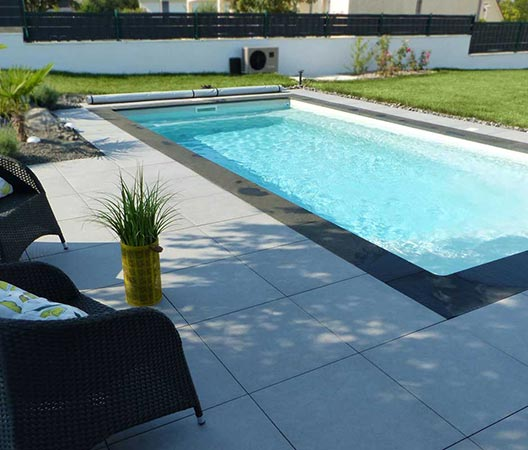jardin et piscine contemporaine 6