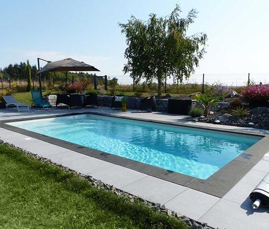 jardin et piscine contemporaine 10