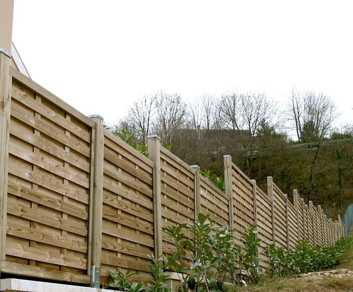 Portails, clôtures & pare vues avec l\'installation par Bourgogne ...